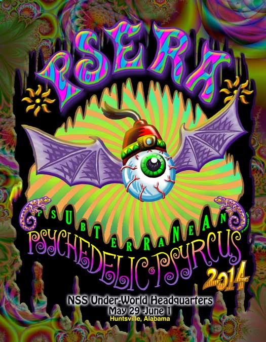 PSERA Psychedelic Psyrcus Guidebook